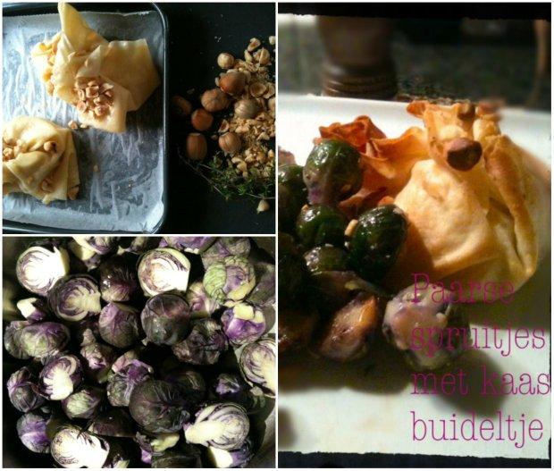 keukengeheim paarse spruitjes parade
