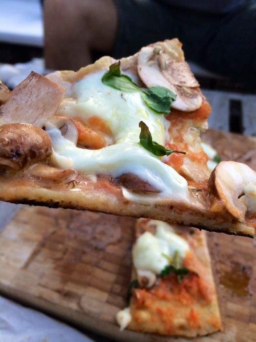 Keukengeheim pizza 1