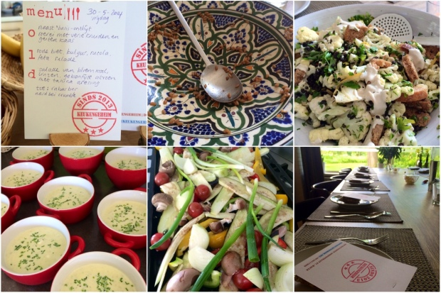 Keukengeheim catering yogaweekend 2014