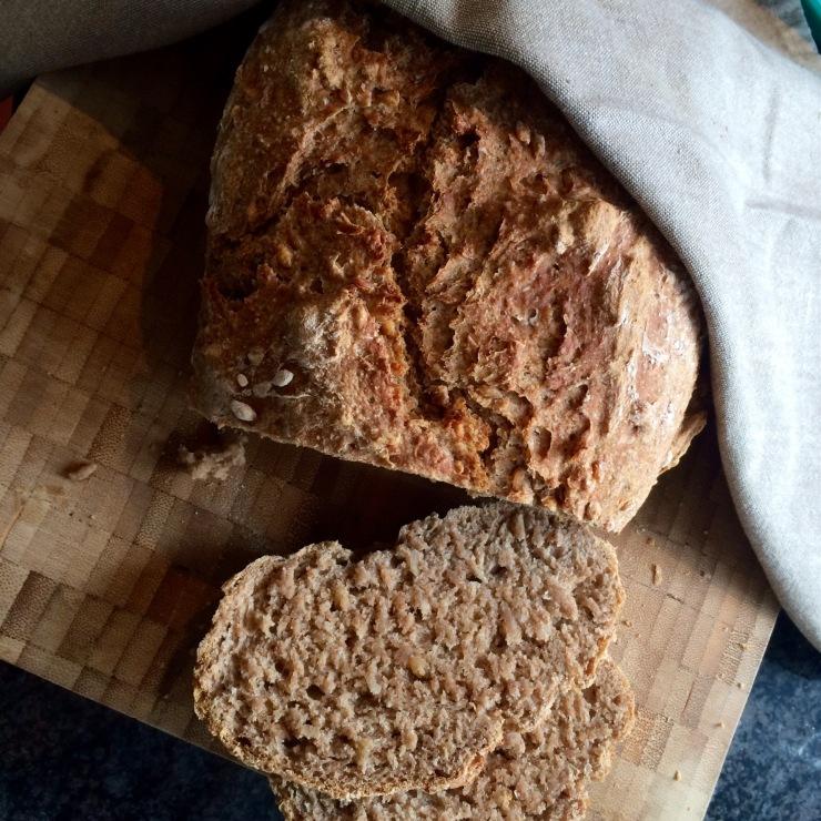 Niet kneden brood recept keukengeheim
