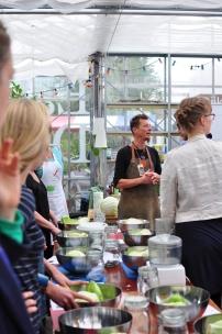 Workshop zuurkool met Peter van Berckel